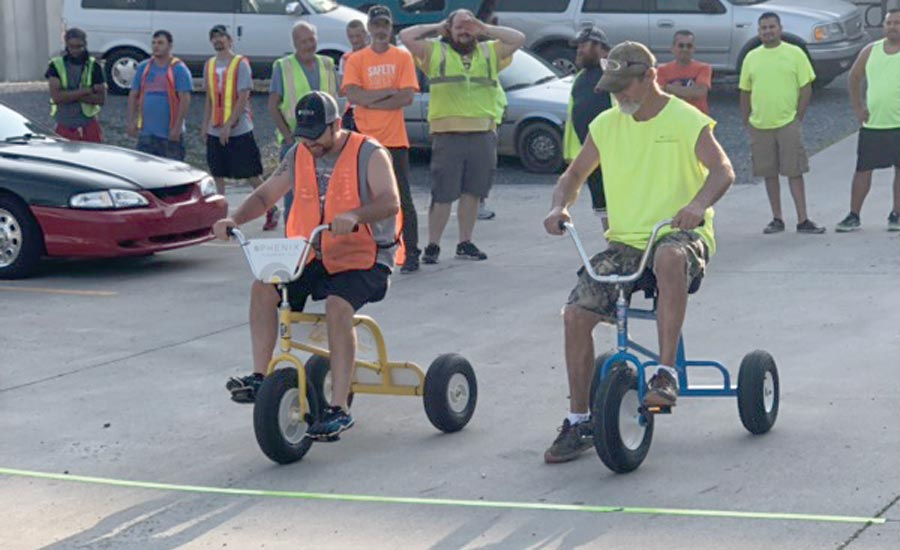 Phenix Kickoff Block Party and CEO Trike Race