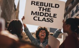 rebuild the middle class