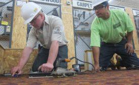 flooring installation training