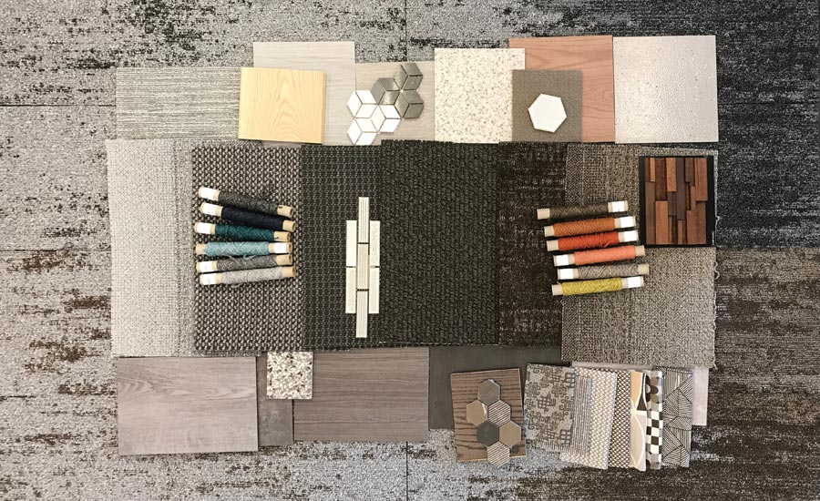 Point Counterpoint Color Dichotomy In Interior Design 2019 01 18 Floor Trends Magazine