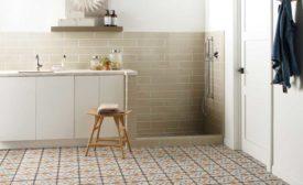 Shaw's Islander glazed porcelain tile