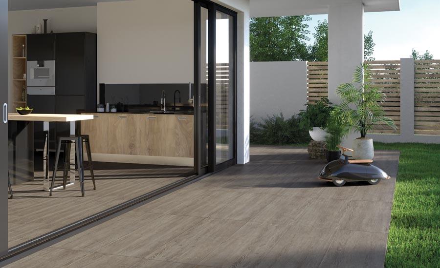 Taking Floors Outdoors Opportunities In Outdoor Design