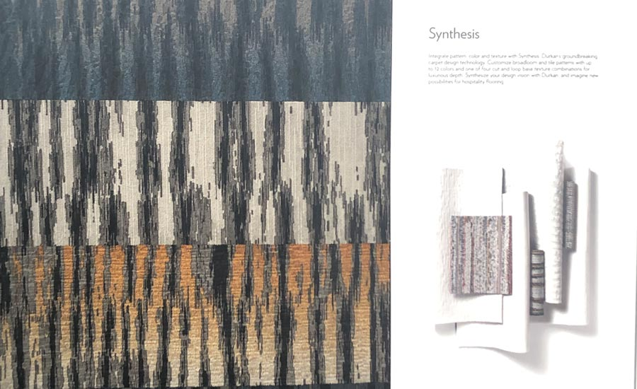 Spirit Moderne carpet collection