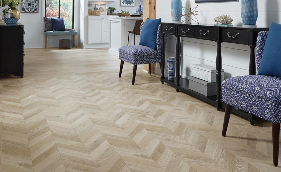 Mannington's laminate flooring