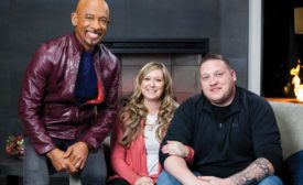 Montel Williams with Willett couple