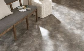Serenbe Stenciled Concrete Bordeaux