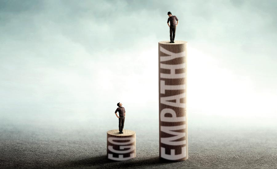 balancing ego and empathy in the sales profession