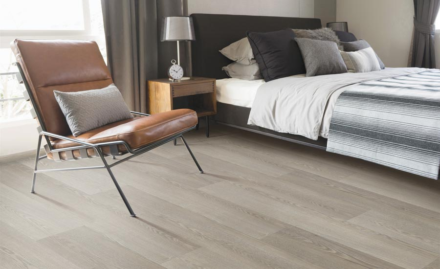 Tarkett's NuGen rigid core LVT