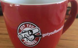 Got You Floored mug