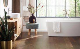 Floorte waterproof hardwood flooring