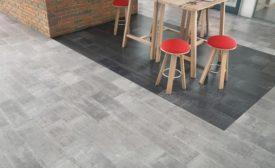 MRGE LVT flooring from Ava by Novalis