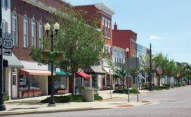main street business