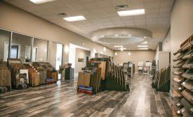 Got You Floored showroom