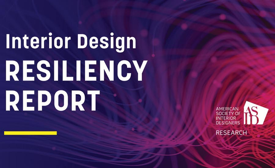 interior design resiliency report