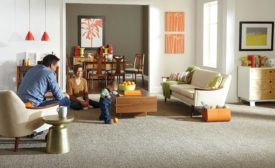 Air.o soft surface flooring