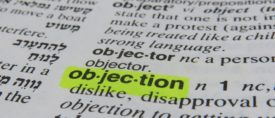 resolving objections