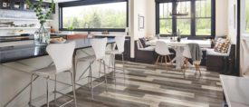 "Resilient Floor Covering Institute's ""Beautifully Responsible"" campaign"