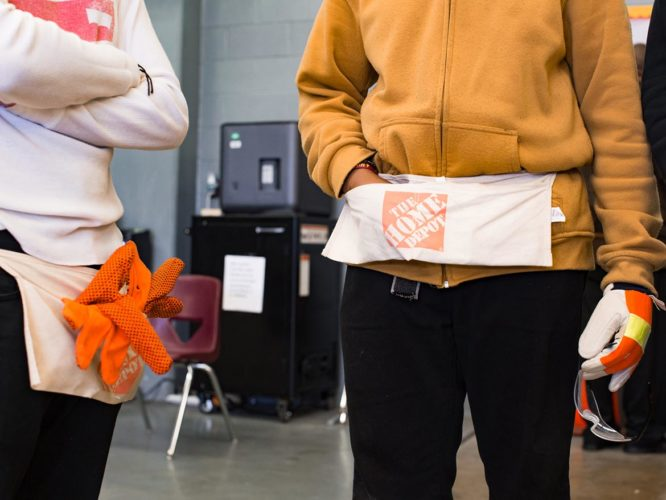The Home Depot Foundation's Path to Pros trades training program