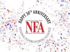 National Floorcovering Alliance 30th anniversary