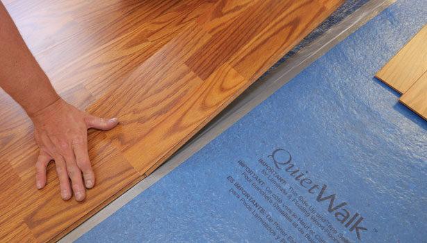 Ing Premium Underlayment, Premium Underlayment Laminate Flooring