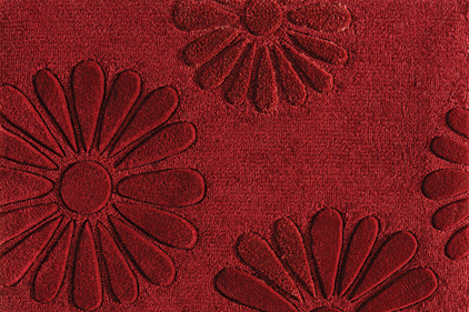 Tsubaki: hand-tufted for a variety of effects