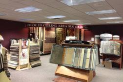 Rick Stoeckel's Floor to Ceiling store in Hayward, Wis