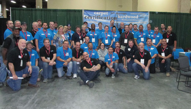 International Certified Floorcovering Installers Association