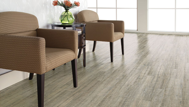 LVT a Growing Force in Commercial