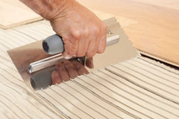 Specifying Adhesives  for Flooring Projects