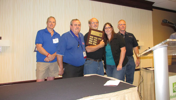 Fishman Chapter of the Year award