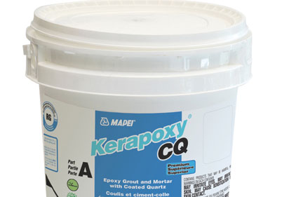 Cleanup is trouble free with kerapoxy cq 2012 10 01 for Qfloors