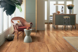 Selling the Green Aspects  of Hardwood Flooring