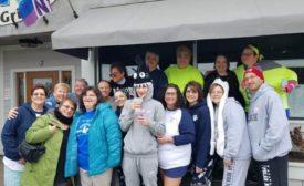 Mannington Takes the Polar Bear Plunge