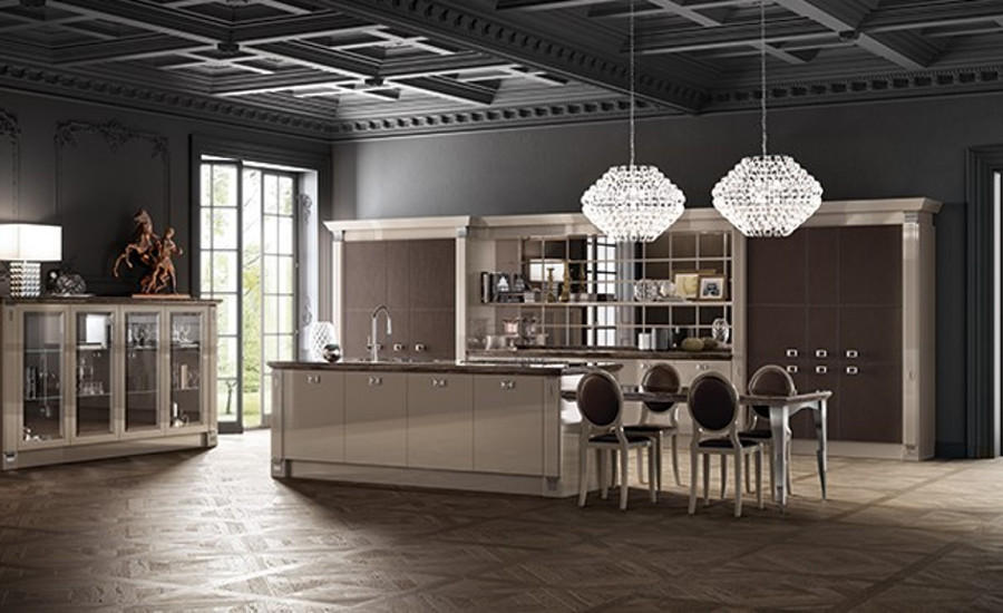 Scavolini Launches Exclusiva Kitchen Collection 2017 05