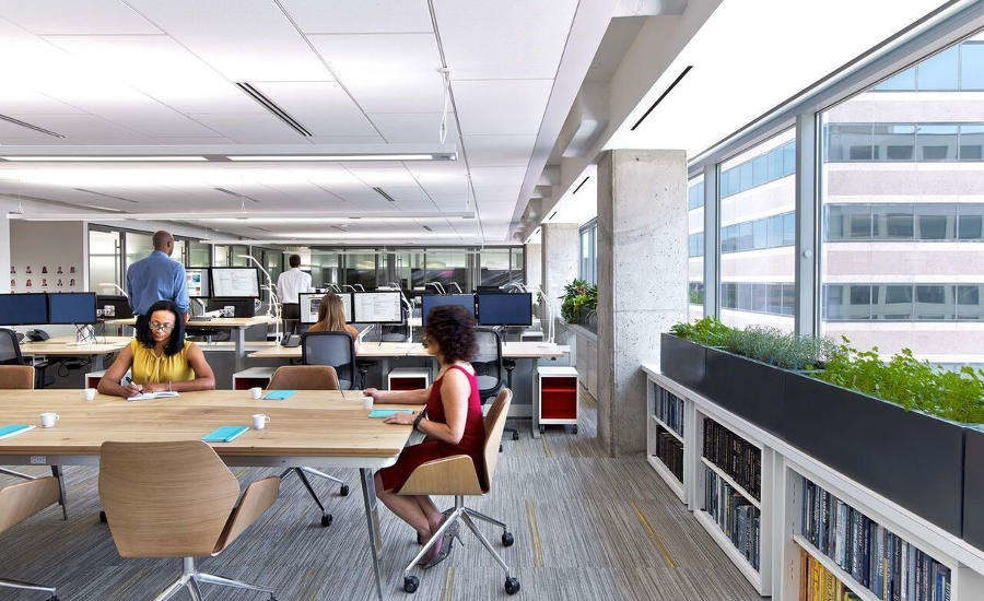 Asid Hq Earns Both Leed And Well Platinum Certification