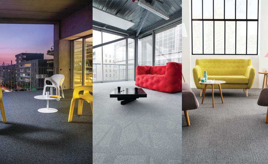 Masland Contract Partners with Balsan for Three New Collections