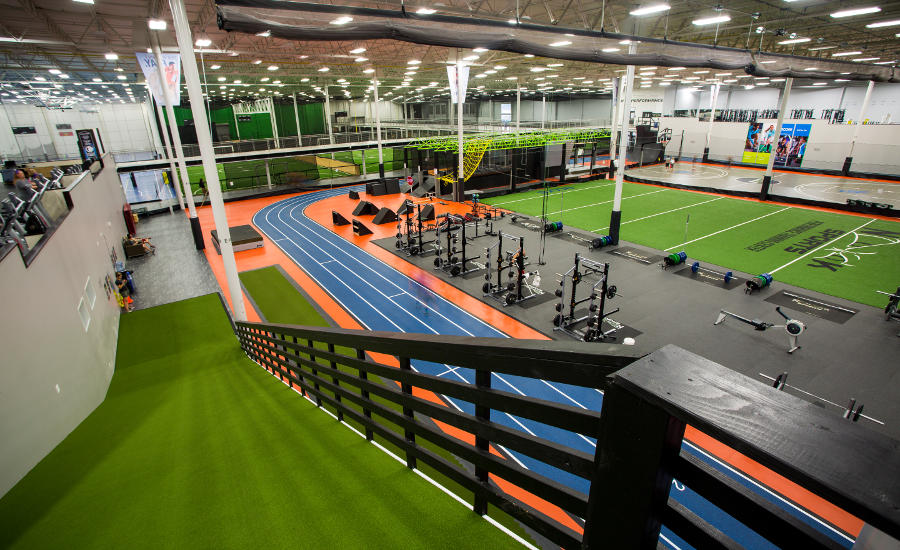 Ecore Flooring And Spooky Nook Renovate Functional Training Spaces 2017 09 19 Floor Trends