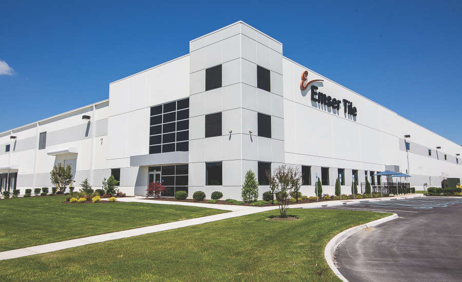 Emser Tile Opens Third Distribution Center