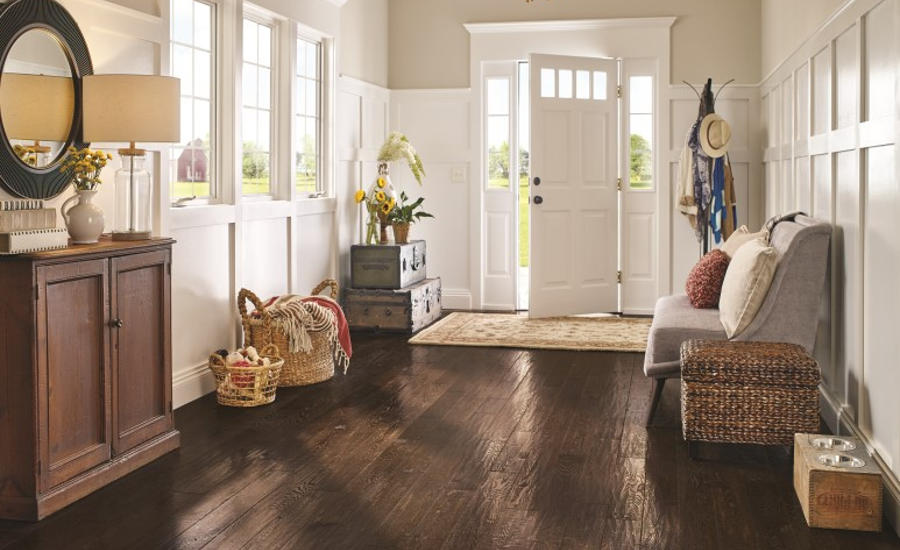 Armstrong Flooring Launches Paragon Solid Hardwood