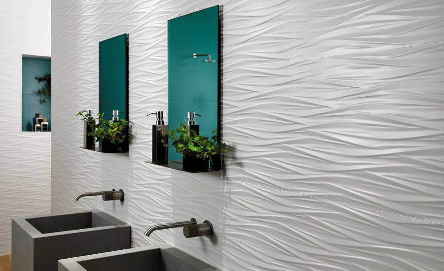 Atlas Concorde Introduces New Textures To 3d Walldesign