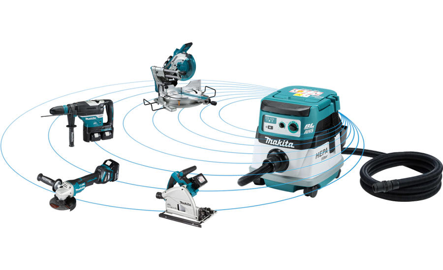 Makita Announces Automatic Start Wireless System Products