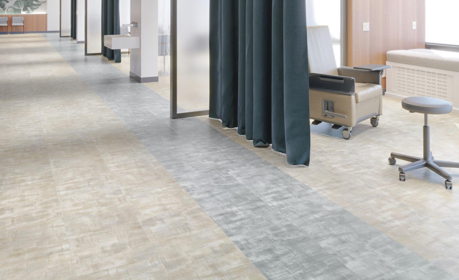 Mohawk Group Announces Creative Mark Enhanced Resilient Tile 2017