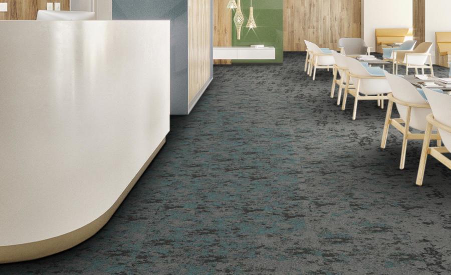 Mohawk Group Introduces Lichen Carpet Plank 2017 11 24