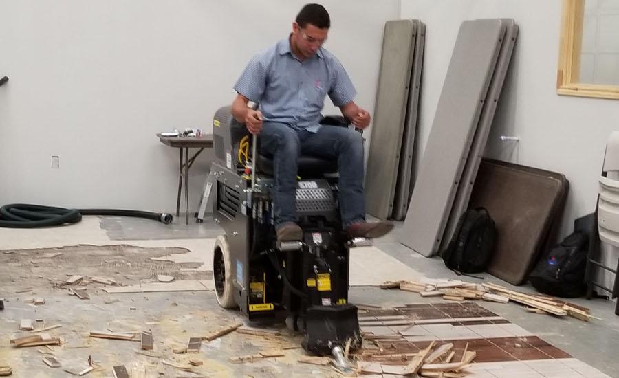 National Flooring Equipment Hosts