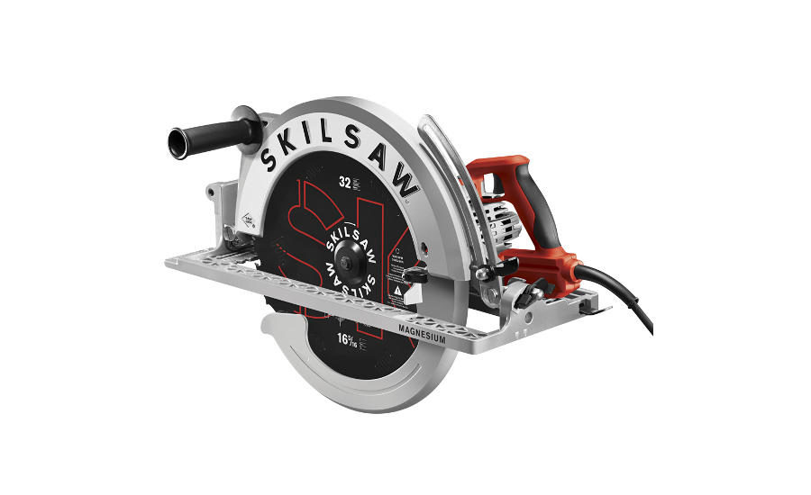 Skilsaw Expands Its Worm Drive Lineup With Super
