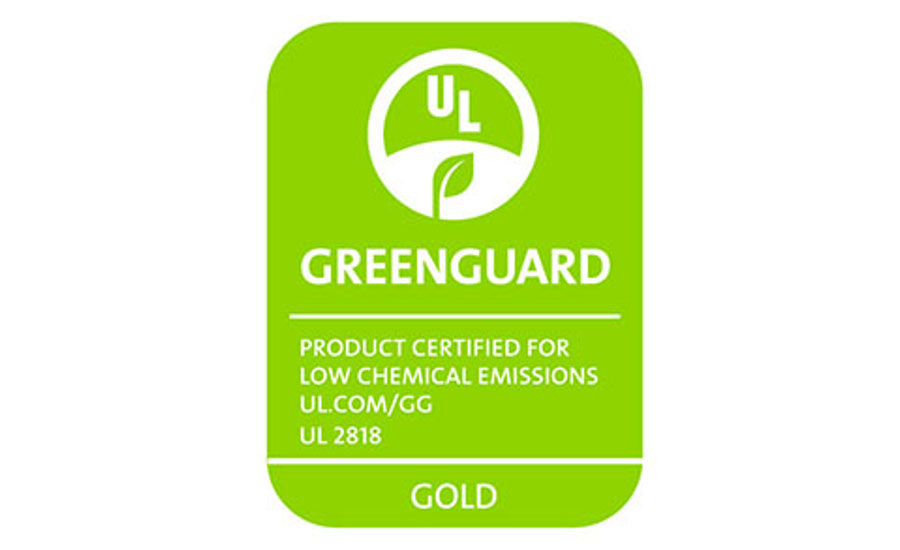 Novalis Announces Greenguard Gold Certification For All