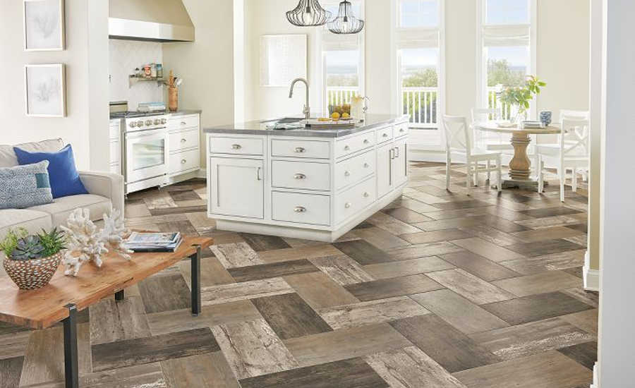 Armstrong Flooring Introduces New Alterna Tile 2017 03