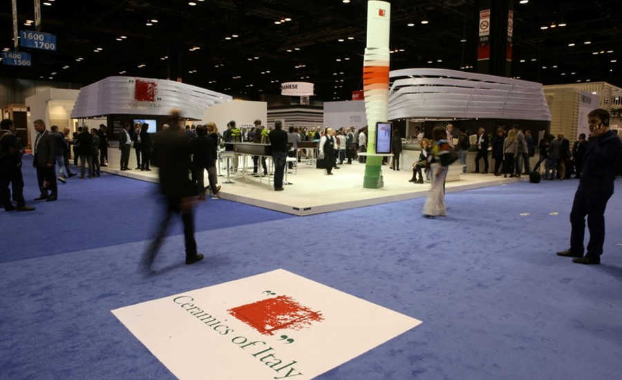 Ceramics Of Italy Brings 100 Tile Brands To Orlando For Coverings