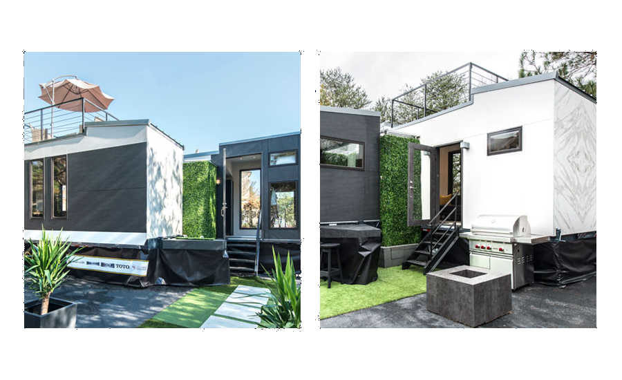 Neolith Hits The Road With Tiny House On Wheels Tour