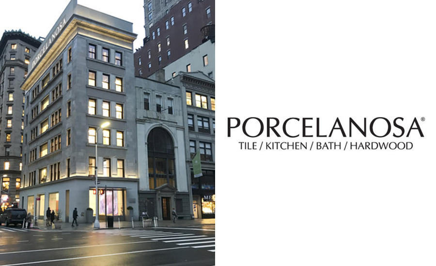 Porcelanosa Expands New York City Flagship Store | 2018-01
